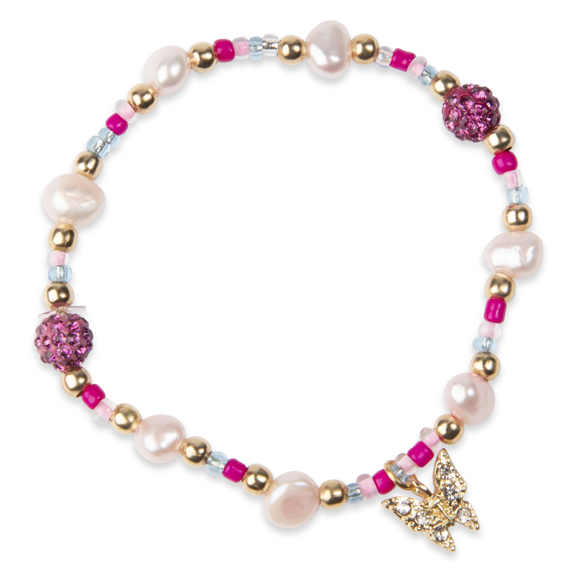 Barnsmycke pfg Stockholm Pearls Kids-Angie Bracelet 11003-01