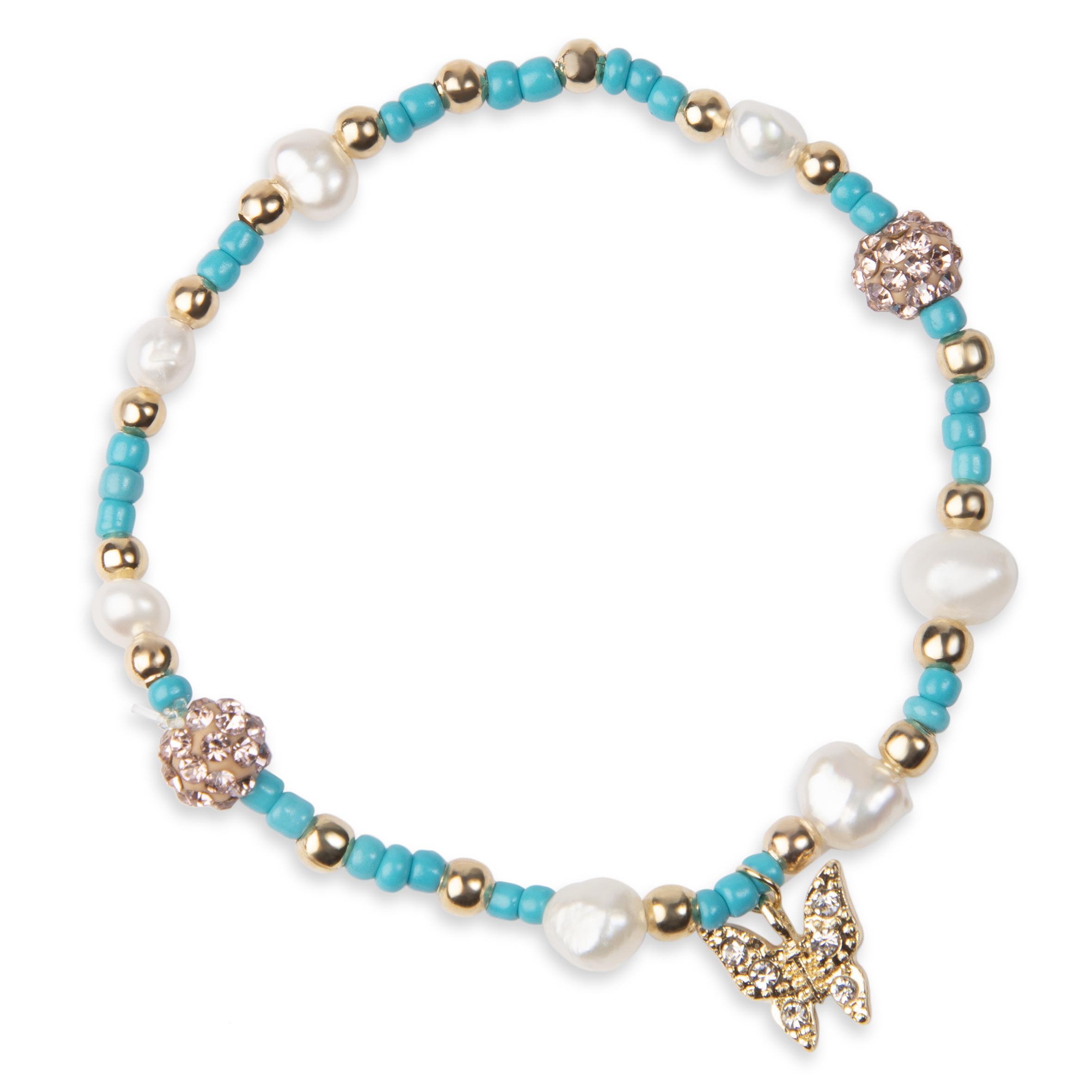 Barnsmycke pfg Stockholm Pearls Kids-Angie Bracelet 11003-05