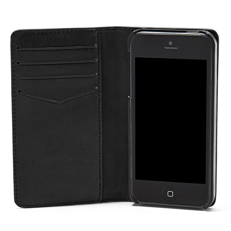 Fossil iPhone 5 Wallet Black MLG0160001