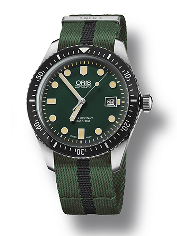 Oris Divers Sixty-Five 733-7720-4057-07-5-21-25fc