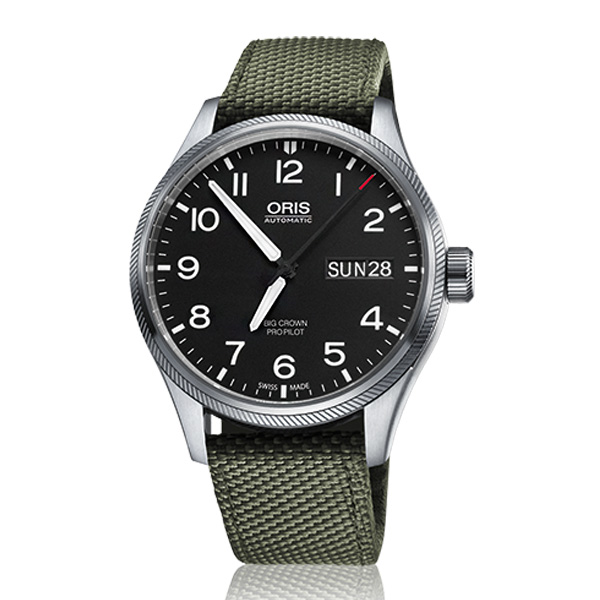 Oris Big Crown ProPilot Day-Date 752-7698-4164-07-5-22-14FC
