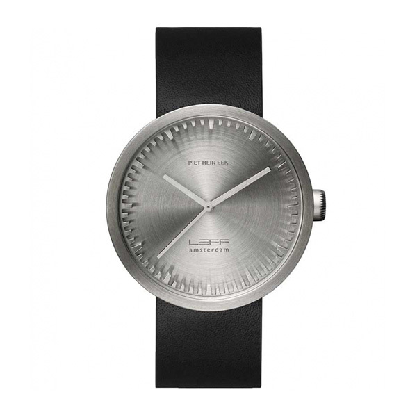 Leff Amsterdam Tube Watch D42 Steel LT72001