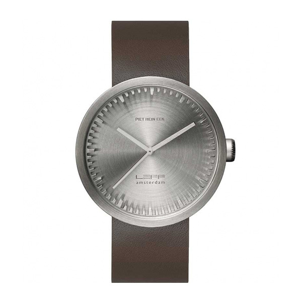 Leff Amsterdam Tube Watch D42 Steel LT72002