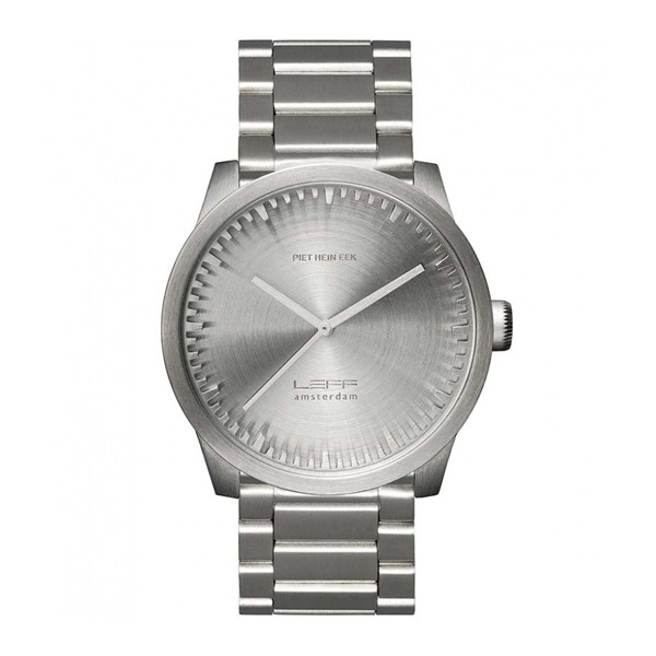 Leff Amsterdam Tube Watch S42 Steel LT72101