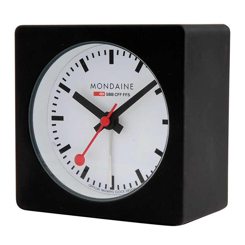 Mondaine clocks - Mondaine travel clock ...