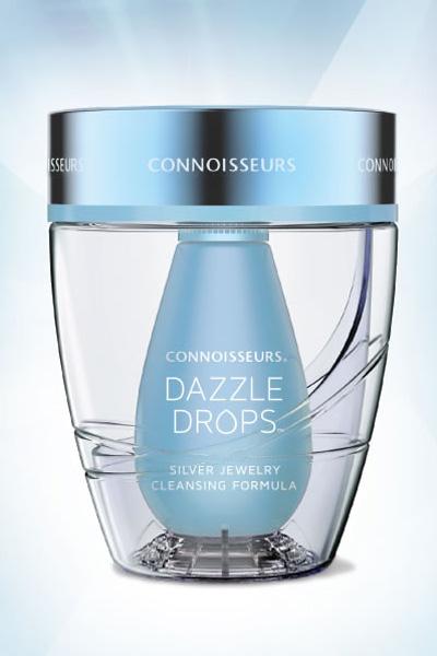 Connoisseurs Dazzle Drops - Silver 1061
