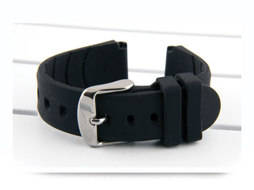GUL Silicone 18mm - Black 4461001