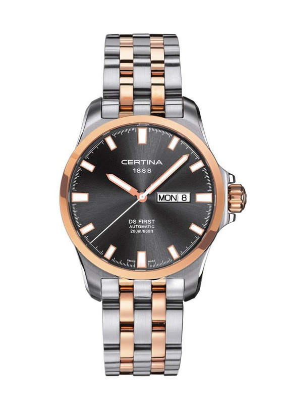 Certina DS First Automatic Day-Date C014.407.22.081.00