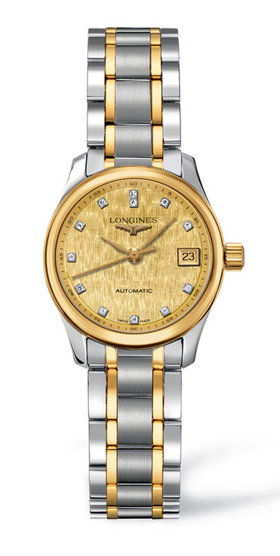 Longines Master Collection L2.128.5.38.7
