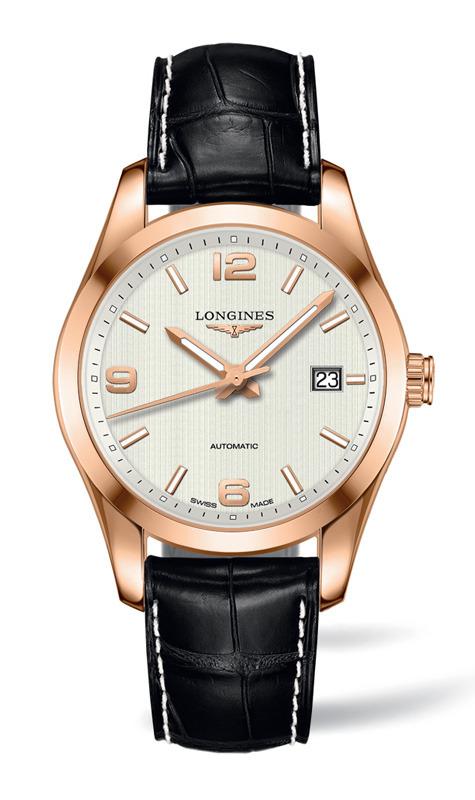 Longines Conquest Classic XL Armband L2.785.8.76.5