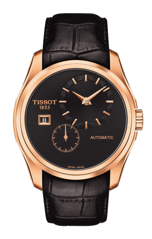 Tissot Couturier Automatic Small Second T035.428.36.051.00