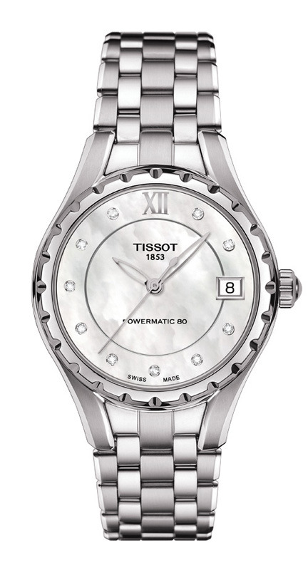 Tissot T-Lady Automatic T072.207.11.116.00