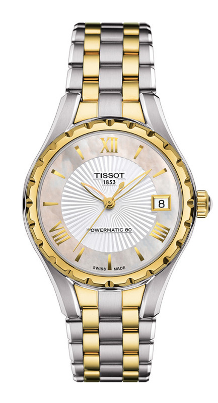 Tissot T-Lady Automatic T072.207.22.118.00