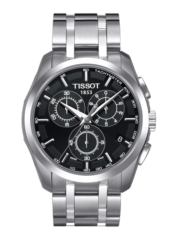 Tissot Couturier Chronograph T035.617.11.051.00