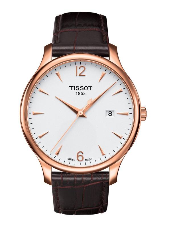 Tissot Tradition T063.610.36.037.00 Herrklocka