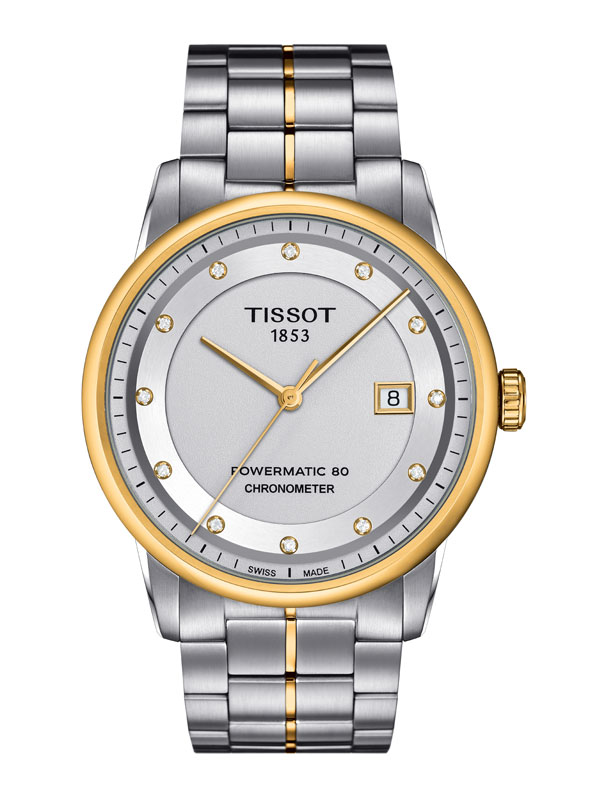 Tissot Luxury Automatic Gent COSC T086.408.22.036.00