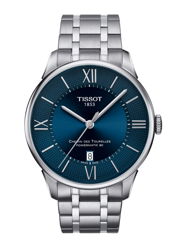 Tissot Chemin Des Tourelles Powermatic 80 T099.407.11.048.00
