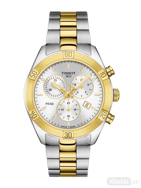 TISSOT PR100 Sport Lady Chic Chronograph T101.917.22.031.00