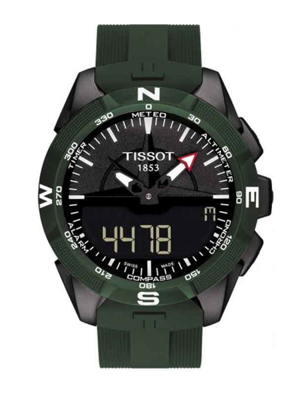 Tissot T-Touch Expert Solar 2 t110.420.47.051.00