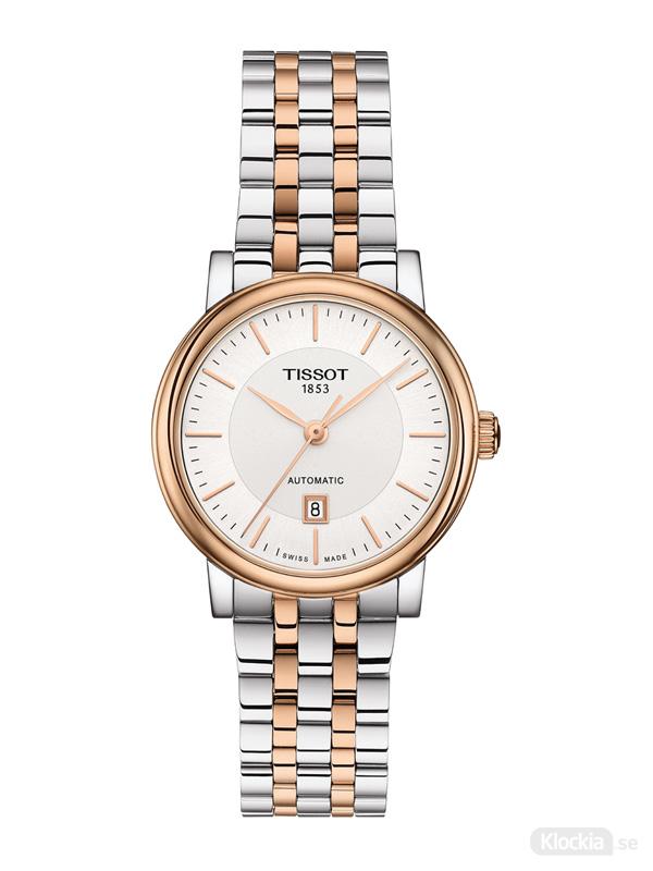 TISSOT Carson Premium Automatic Lady T122.207.22.031.01
