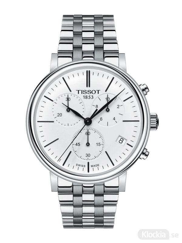 TISSOT Carson Premium Chronograph T122.417.11.011.00 Herrklocka
