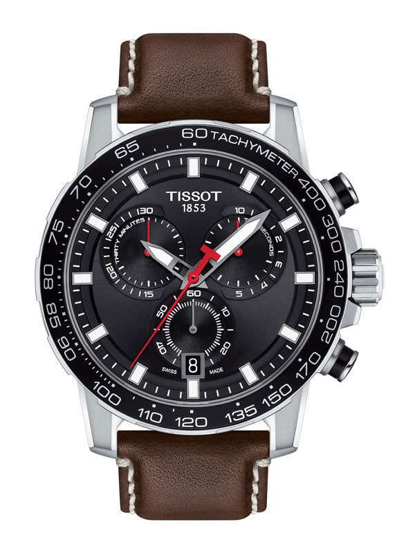 Herrklocka TISSOT Supersport Chrono 45.5mm T125.617.16.051.01