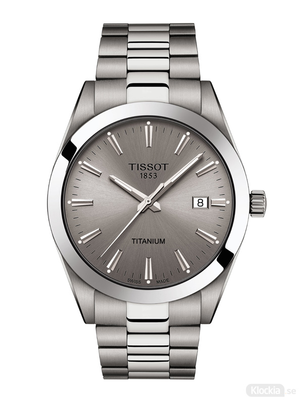 TISSOT Gentleman Titanium T127.410.44.081.00