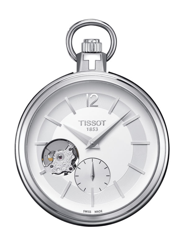 Tissot Pocket 1920 Mechanical T854.405.19.037.01