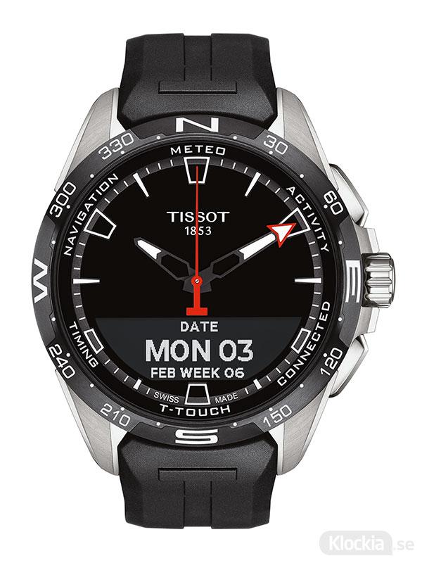 TISSOT T-Touch Connect Solar T121.420.47.051.00 - Smartwatch