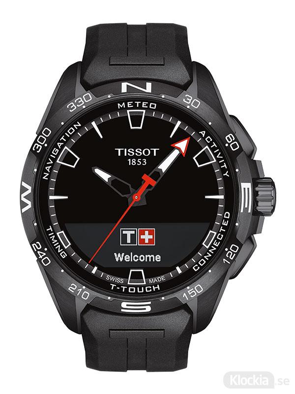 TISSOT T-Touch Connect Solar T121.420.47.051.03 - Smartwatch