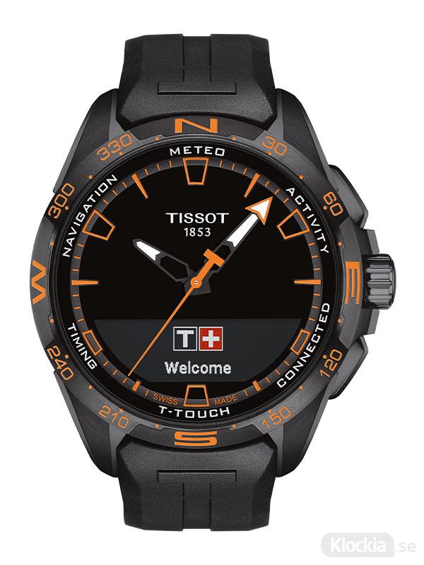 TISSOT T-Touch Connect Solar T121.420.47.051.04 - Smartwatch