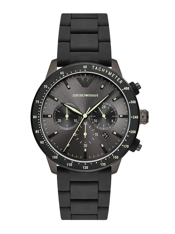 Emporio Armani Mario Chronograph AR11410 - Herrklocka