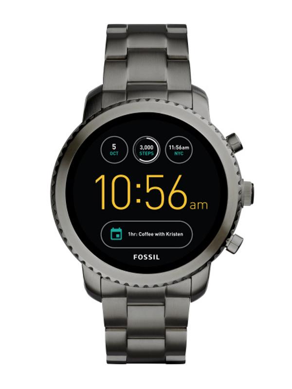 Fossil Q Explorist Smartwatch ftw4001