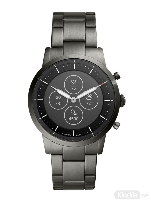 Herrklocka FOSSIL Hybrid Smartwatch Collider FTW7009