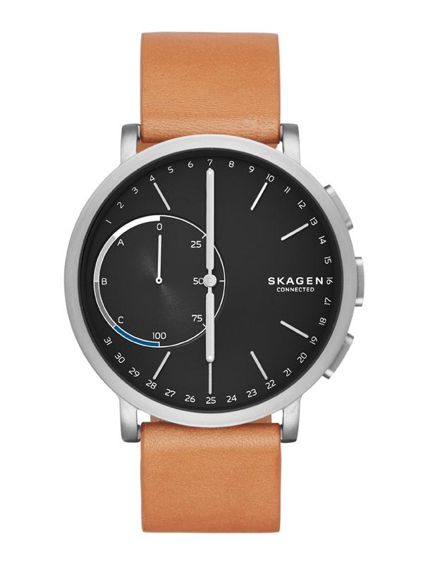 Skagen Hagen Titanium Connected Hybrid Smartwatch SKT1104