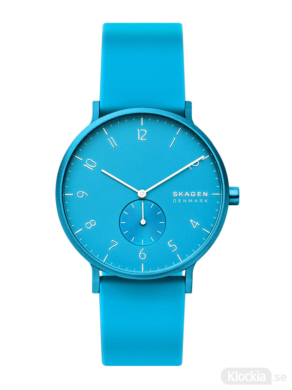 SKAGEN Aaren Kulor Neon Blue 41mm SKW6555