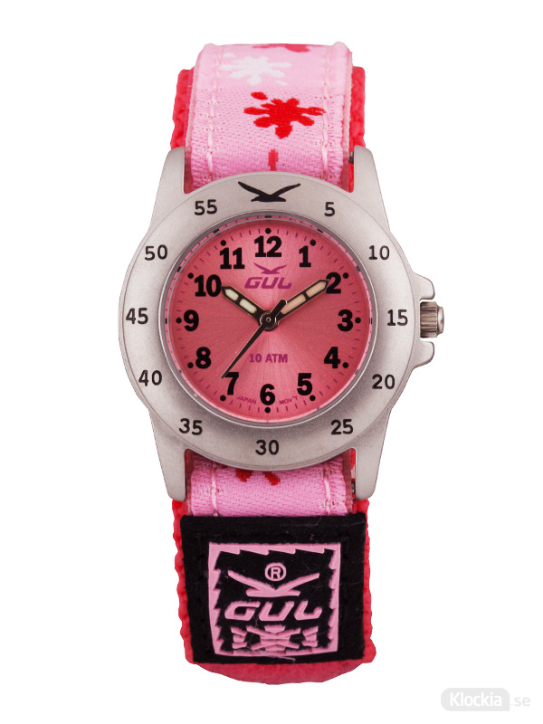 GUL Micro Velcro Pink 4159189