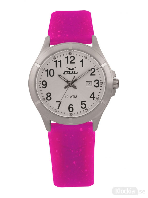 GUL Surf 32 Glow Pink Silicone 525071021