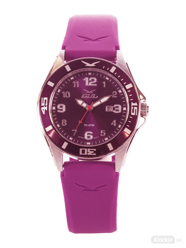 GUL Kite 35 Purple Silicone 529013006