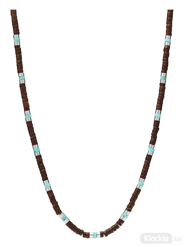 FOSSIL Halsband Vintage Casual JF03717040 - Herrsmycke