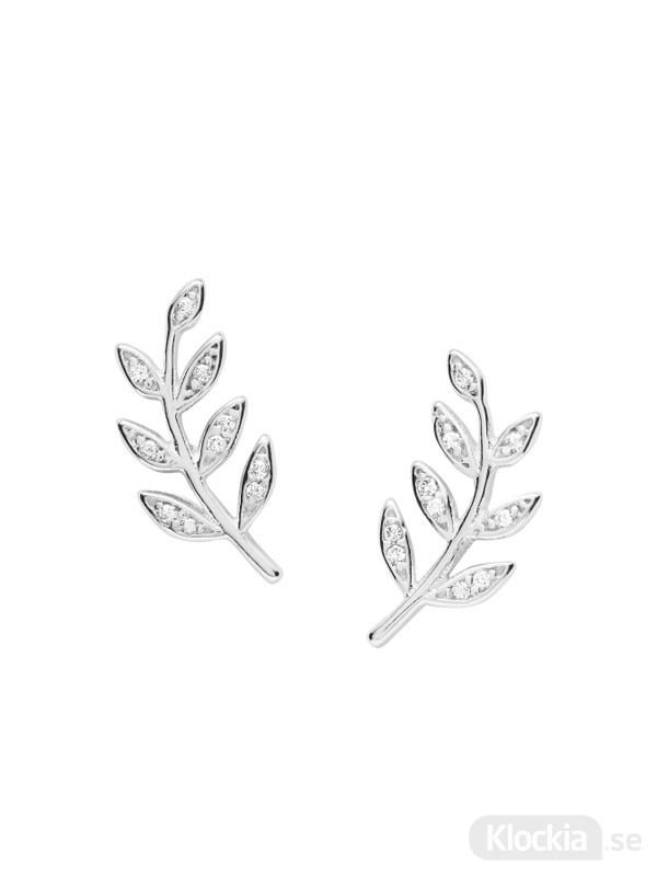 Damsmycke FOSSIL Örhängen Sterling Silver JFS00483040