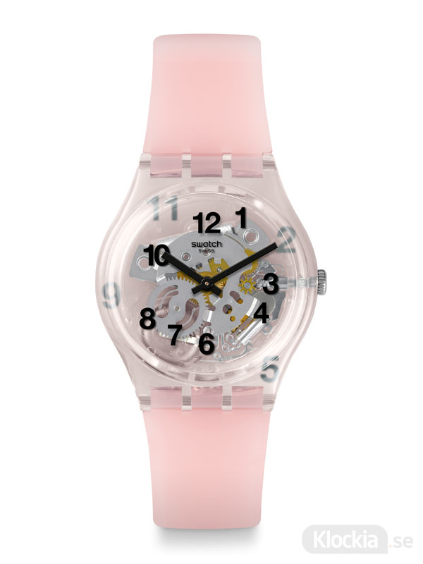 SWATCH Pink Board GP158 Damklocka
