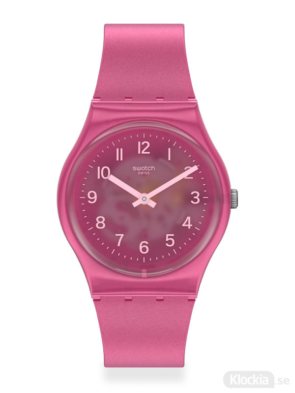 SWATCH Blurry Pink GP170 Damklocka