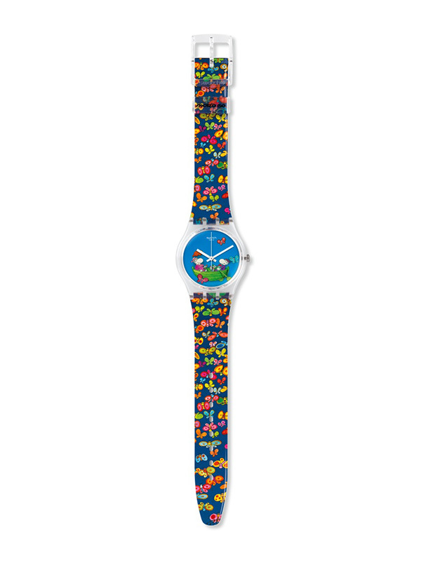 Swatch Planet Love GZ307S