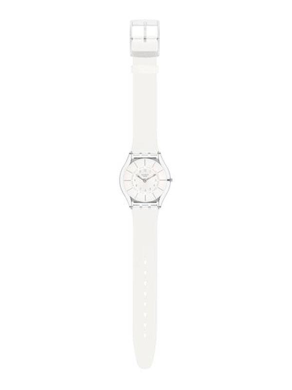 Swatch White Classiness SFK360 Damklocka