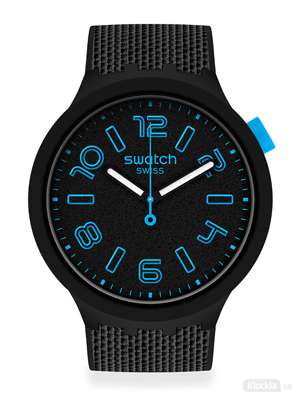 SWATCH Deep concrete SO27B118 - Herrklocka
