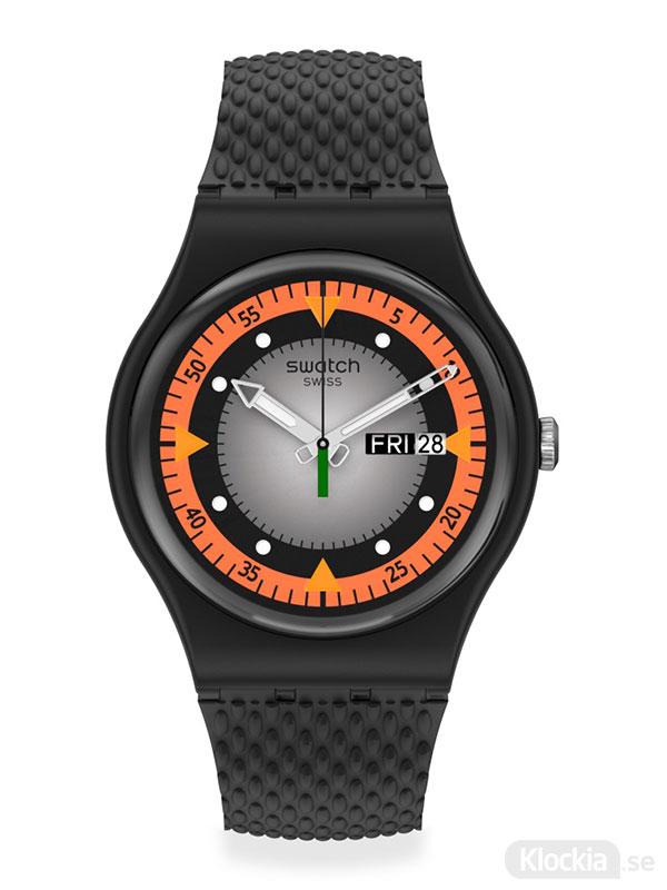 SWATCH Gray Blend SO29B701 Herrklocka