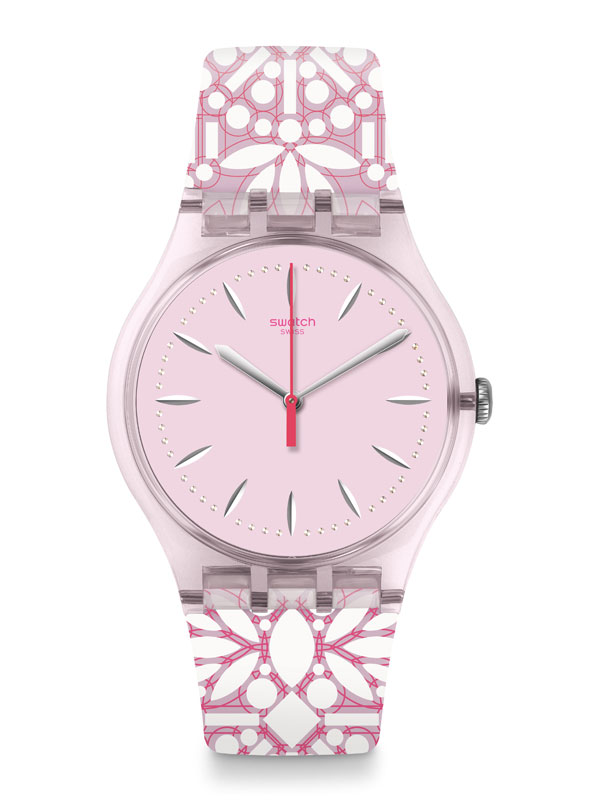 Swatch Fleurie SUOP109