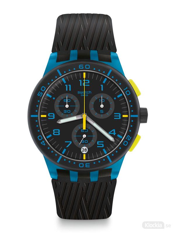 SWATCH Blue Tire SUSS402