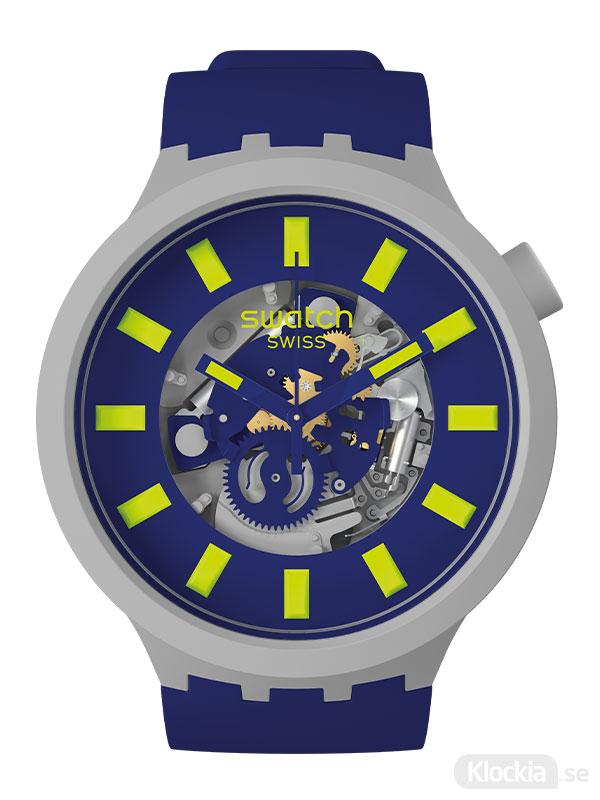 Swatch limy sb03m103 - unisexklocka